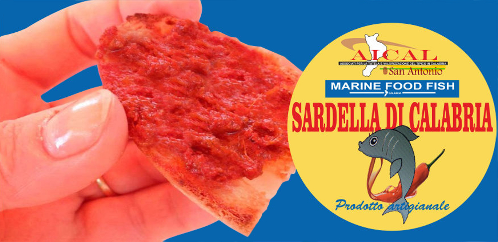 Sardella, il caviale di Calabria